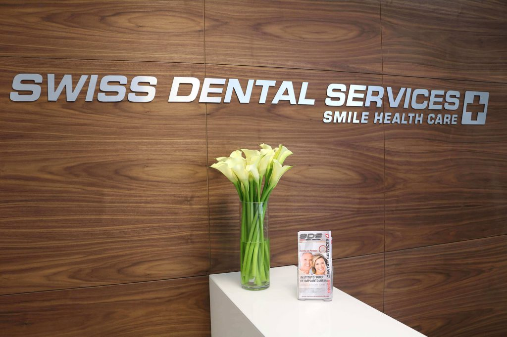 Swiss Dental Services — Recepção